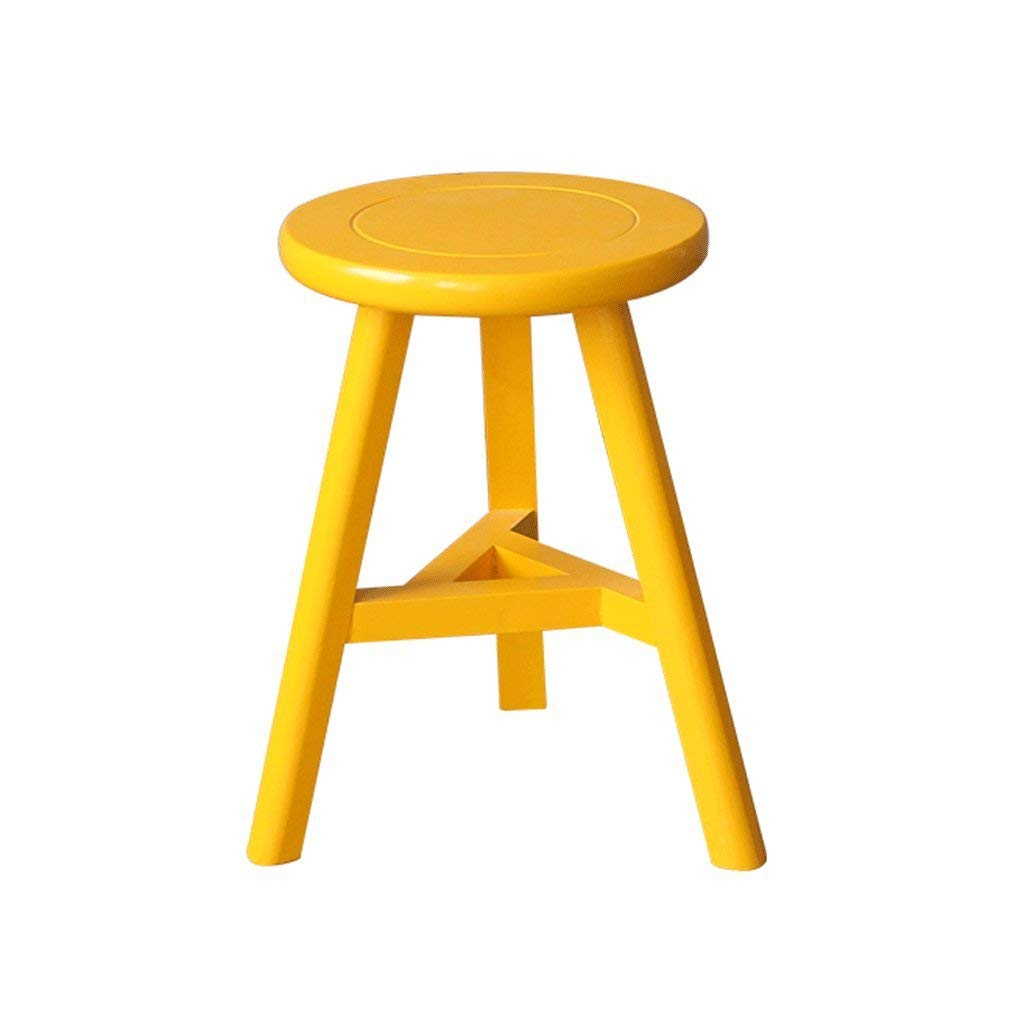 C DYR color Stool H44CM Stool shoes Bench Table Stool (color  A)