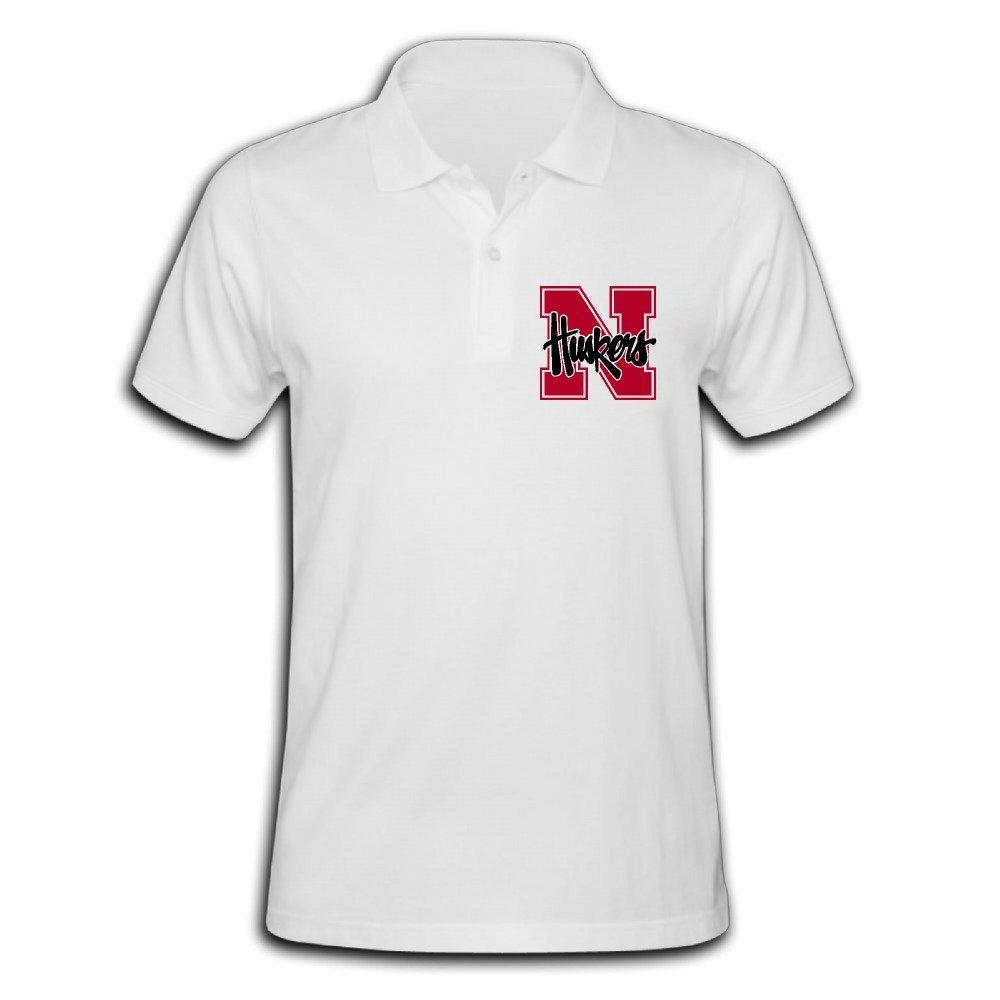 atm3haoji Huskers Universidad polo camiseta de: Amazon.es: Ropa y ...