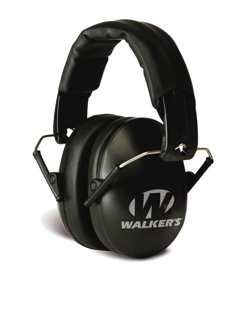 Walker's Youth & Women Earmuffs - Black by Walker's Game Ear