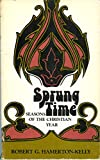 img - for Sprung time, seasons of the Christian year book / textbook / text book