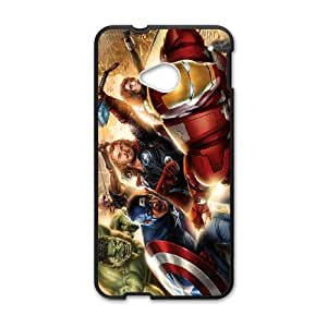 Water Spirit phone Case The Avengers For HTC One M7 QQW762278