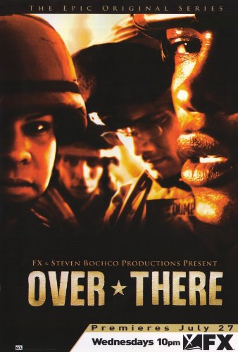 Amazon com: Over There Movie Poster (27 x 40 Inches - 69cm x