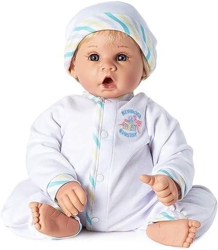 Madame Alexander Newborn Nursery Reborn Little Sweetheart Doll New #00924