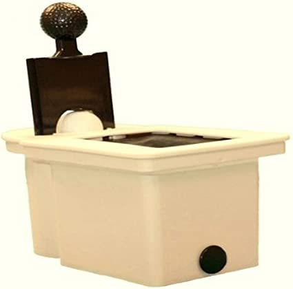 Amazon Com Club Clean Beige Original Club And Ball Washer With Bracket Kit Americas No 1 Club Ball Cleaner Golf Cart Accessories Sports Outdoors