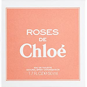 Parfums Chloe Roses De Colognes for Women, 1.7 Ounce