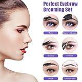 9 in 1 Eyebrow Grooming Kit - LIONVISON