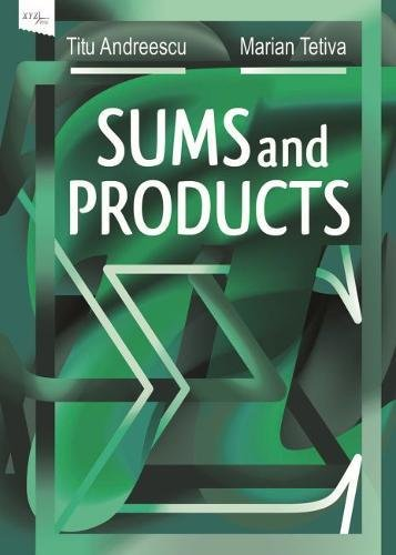 Read Online Sums and Products (Xyz) pdf epub