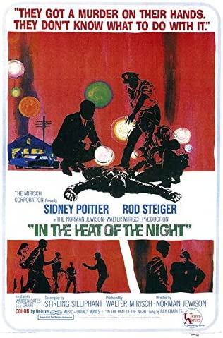Amazon.com: In the Heat of the Night POSTER Movie (27 x 40 Inches ...
