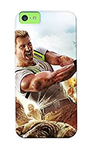 Flyingangela Faddish Phone Dead Island 2 Game Case For Iphone 5c / Perfect Case Cover