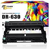 Drum Unit DR-630 High Yield Black Replacement Brother DR 630 Drum Unit for Brother MFCL2740DW MFC-L2740DW MFC-L2700DW DCP-L2540DW DCP-L2520DW HL-L2340DW HL-L2300D, 12000 Yield, Packaging May Vary