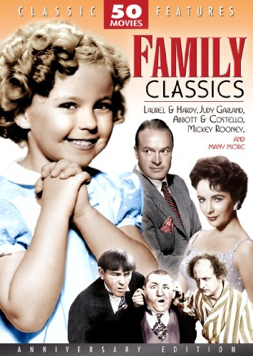 - Family Classics 50 Movie Pack Collection