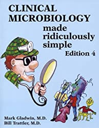 Clinical Microbiology Made Ridiculously Simple (Edition 4)
