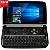 "LANRUO GPD Win 2 Mini Handheld Video Game Console Gameplayer 6"" Laptop Notebook Tablet PC CPU M3-7y30 lntel HD Graphics 615 Windows 10 Bluetooth 4.2 8GB/128GB"