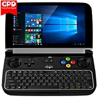 LANRUO GPD WIN 2 Mini Handheld Video Game Console Gameplayer 6 Laptop Notebook Tablet PC CPU M3-7y30 lntel HD Graphics 615 Windows 10 Bluetooth 4.2 8GB/128GB