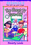 The Great TV Turn-Off (Cul-de-sac Kids Book #18)