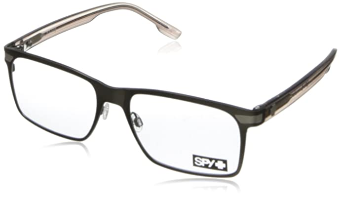 9d4ec8d0e1 Amazon.com  Spy Jude Rectangular Eyeglasses
