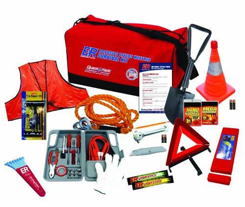 ER Emergency Ready SKRD Ultimate Deluxe Roadside and Extreme Weather Emergency Kit by ER Emergency Ready
