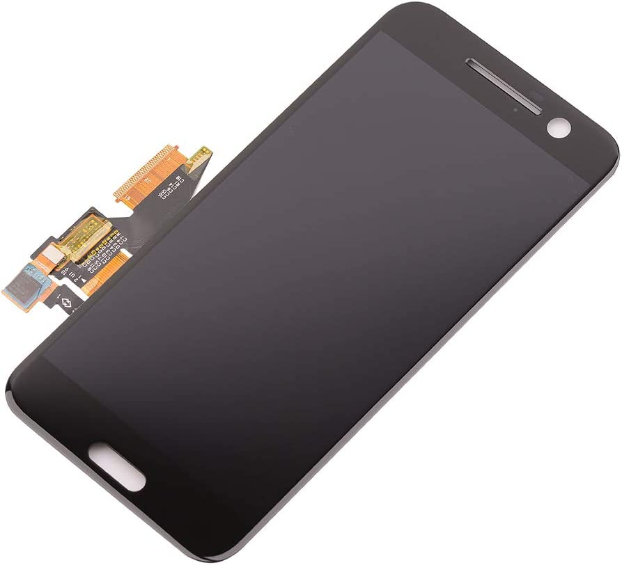 Assembly Replacement for HTC M10H 10 Lifestyle/One M10 5.2 inch LCD Display Screen Touch Screen Digitizer Full (Black)