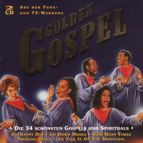 Wonderful Gospels (Compilation CD, 34 Tracks) (The Soul Stirrers Wade In The Water)