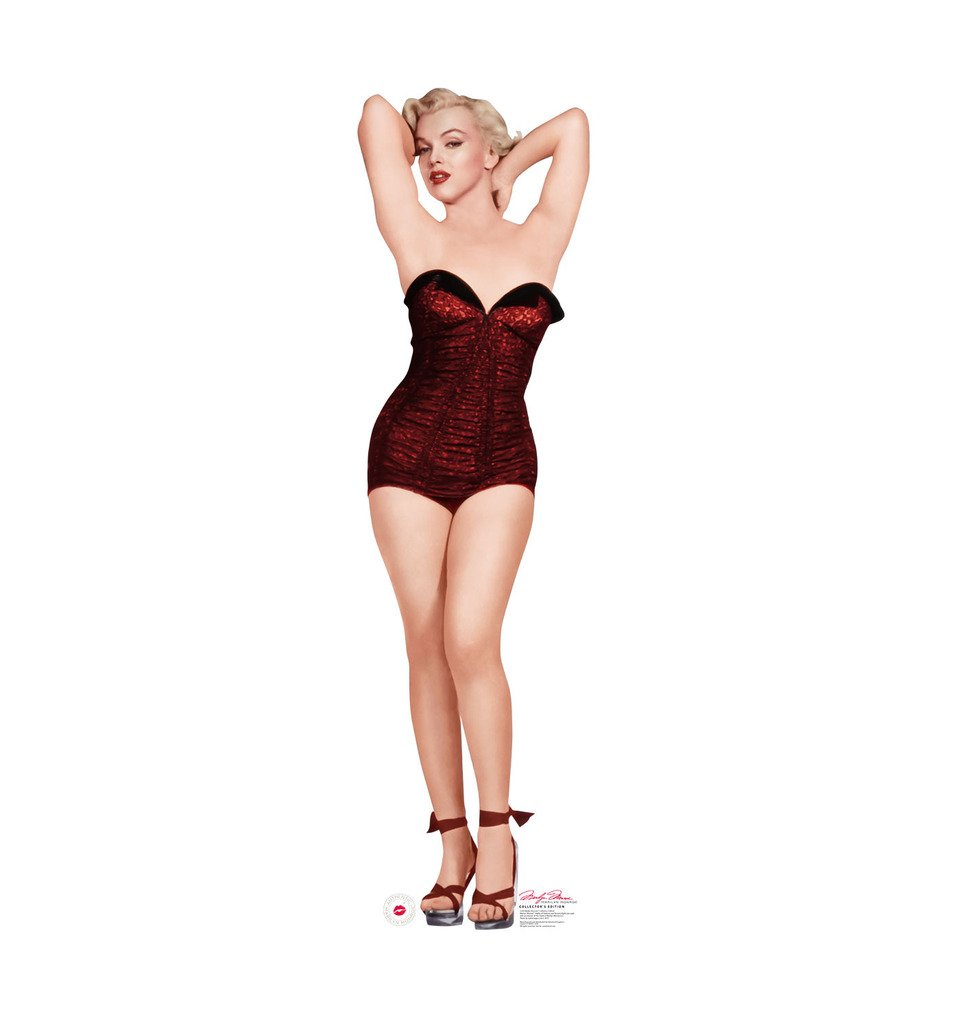 Advanced Graphics Marilyn Monroe Niagra Lifesize Wall Decor Cardboard Standup Cutout Standee Poster 313