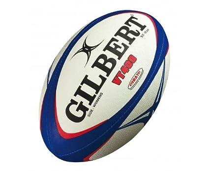 GILBERT VT400 Balón de Rugby Señora, 4.5: Amazon.es: Deportes y ...
