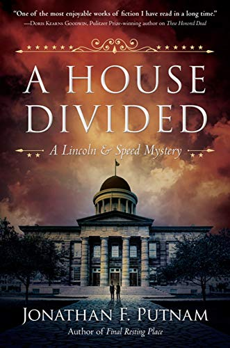 Image of A House Divided: A Lincoln and Speed Mystery (Lincoln and Speed Mysteries)