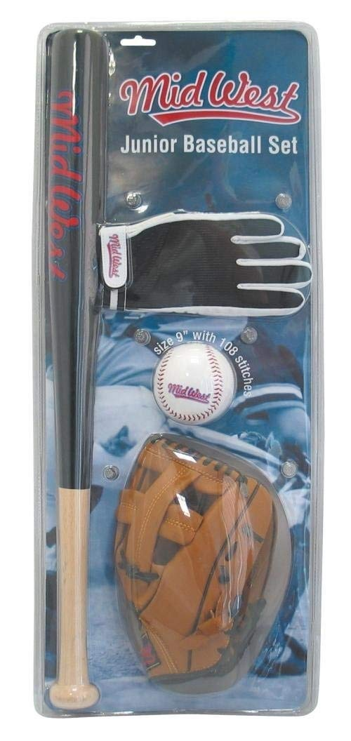 Midwest Junior Baseball Set - RRP £30.00 [Misc.]