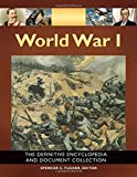 img - for World War I [5 volumes]: The Definitive Encyclopedia and Document Collection book / textbook / text book