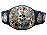 WWF Stone Cold Smoking Skull Championship Belt with