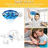 Jasonwell Hand Operated Drone for Kids Toddlers
