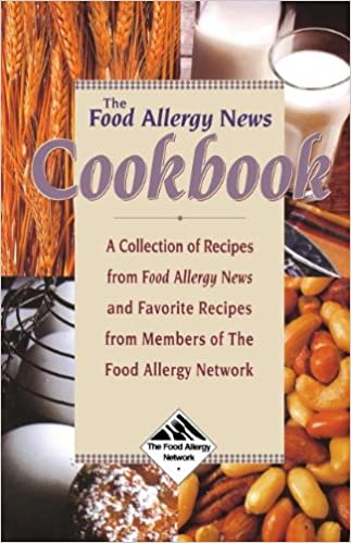 The food allergy news cookbook a collection of recipes from food the food allergy news cookbook a collection of recipes from food allergy news and members of the food allergy network anne munoz furlong 9780471346920 forumfinder Image collections