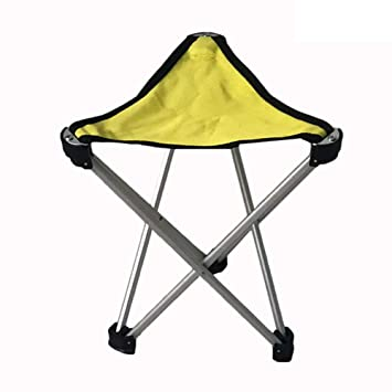 amazon sillas plegables de tres patas