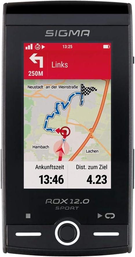 Sigma Sport ROX 12.0 Sport Ciclocomputador con navegación GPS,