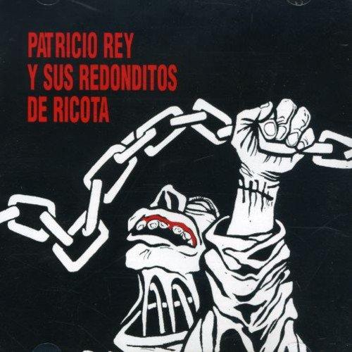 CD: Patricio Rey Patricio Rey y sus Redonditos,,,, Oktubre