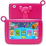 Kids Edition Tablet, 7 HD Display, 32 GB, Kid-Proof Case, Android 4.4 Quad Core, 3D Game Supported (Hot Pink)