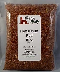 Himalayan Red Rice, 1 lb.