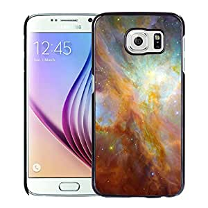 New Beautiful Custom Designed Cover Case For Samsung Galaxy S6 With Milky Way Galaxies Phone Case