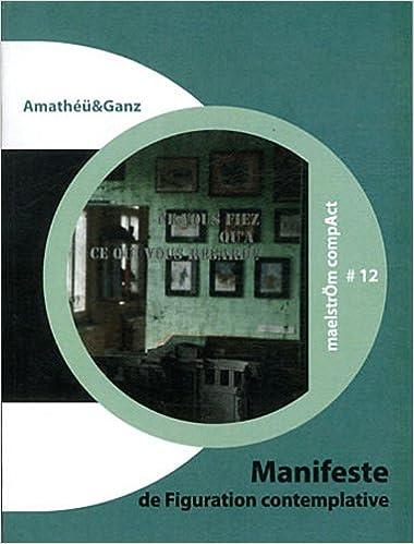 En ligne téléchargement gratuit Manifeste de figuration contemplative pdf