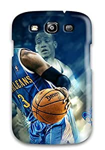 Galaxy S3 Hard Back With Bumper Silicone Gel Tpu Case Cover Chris Paul