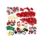 LEGO Education Doors, Windows, and Roof Tiles Set