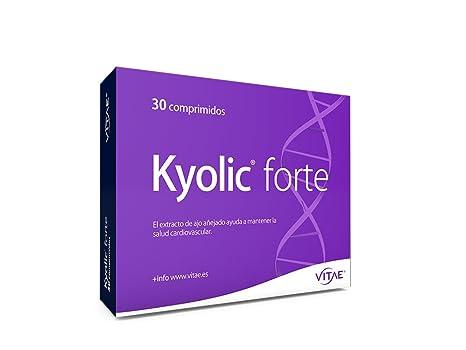 Vitae Kyolic Forte Complemento Alimenticio - 30 Tabletas