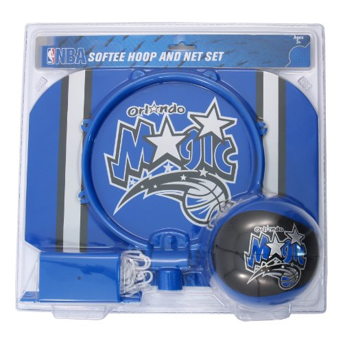 fan products of NBA Orlando Magic Slam Dunk Softee Hoop Set