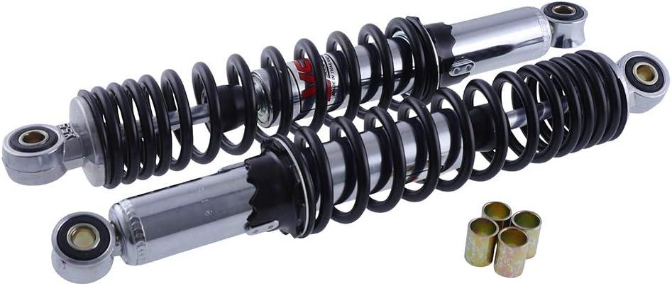 Yss Stoßdämpfer 320mm 2x Kompatibel Für Hercules Prima Optima 50 Mf Mp Hr Sachs Moped Mofa Auto