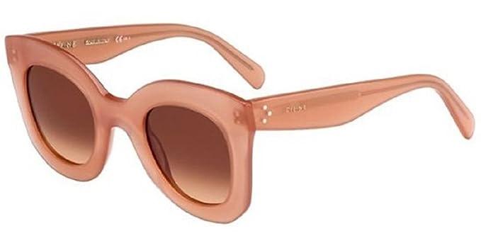 Celine - Gafas de sol - para mujer rosa Rosa: Amazon.es ...