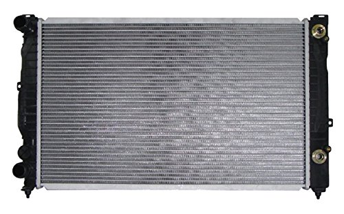 Depo 341-56002-030 Radiator (VOLKSWAGEN PASSAT 1.8/1.9L L4 98-04 AT/AUDI A-4 1.8/2.8L L4/V6 96-01 AT/S-4 2.7L V6 00-01 AT) - 2000 Audi A4 Radiator