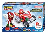 Erector Sonic The Hedgehog Knuckles and Land Breaker Construction Playset, Baby & Kids Zone