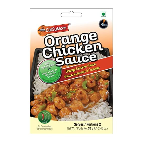 Orange Chicken Sauce