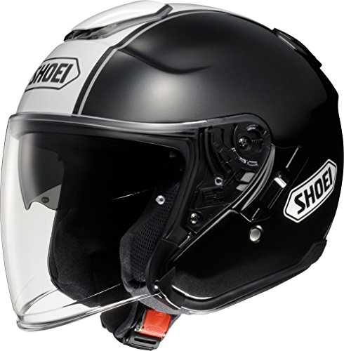 SHOEI J-Cruise CORSO TC-5 BLACK/WHITE M 57cm