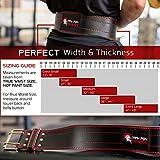 Dark Iron Fitness Genuine Leather Pro Weight