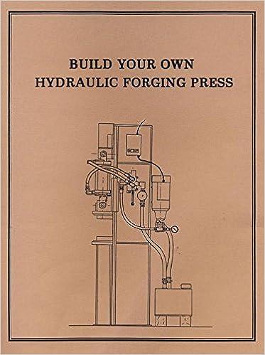 __TXT__ Build Your Own Hydraulic Forging Press. trabajar steals JEFATURA Venta shipping Postboks gauge